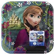 DesignWare Disney Frozen Square Plates, 7 in