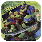 DesignWare Teenage Mutant Ninja Turtles Square Plate