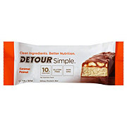 Detour Simple Whey Protein Bar, Caramel Peanut