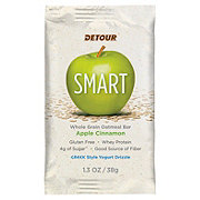 Detour Smart Apple Cinnamon Oatmeal Bar