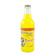 DG Pineapple Soda Soft Drink