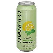 Diabolo Mint Lemonade French Soda