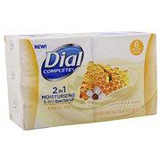 Dial 2in1 Moisturizing Manuka Honey Beauty Bar