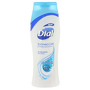 Dial Body Wash Soothing Care With Collagen