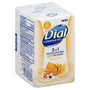 Dial Complete 2in1 Beauty Bars Manuka Honey
