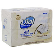 Dial Complete 2in1 Coconut Milk Beauty Bars