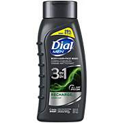 Dial For Men 3 in 1 Body Wash Recharge - Shop Cleansers ...