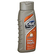 Dial For Men Ultimate Clean Hair + Body Wash