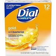 Dial Gold Deodorant Bar Soap 12 ct
