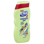 Dial Kids Body and Hair Wash Watery Melon