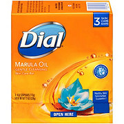 Dial Miracle Oil Bar Soap
