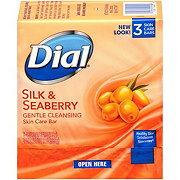 Dial Omega Moisture Sea Berries Bar Soap
