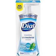 Dial Spring Water Antibacterial Foaming Hand Wash