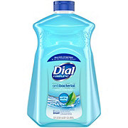 Dial Spring Water Antibacterial Hand Soap With Moisturizer Refill