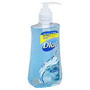 Dial Spring Water Antibacterial Liquid Hand Soap with Moisturizer