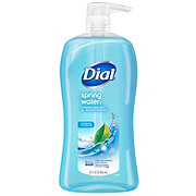 Dial Spring Water Refreshing Body Wash Value Size