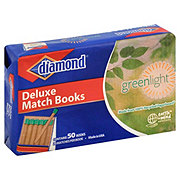 Diamond Greenlight Deluxe Match Books