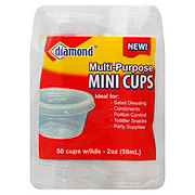 Diamond Mini Cups 2 Ounce