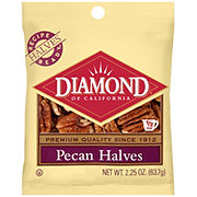 Diamond of California Pecan Halves
