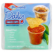 Diamond Snack Cups 5.5 oz