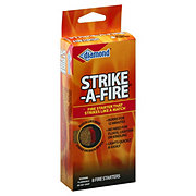 Diamond Strike-A-Fire, Fire Starter