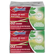 Diamond Strike Anywhere Matches 10 PK