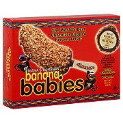 Diana's Bananas Milk Chocolate and Rolled in Peanuts Banana Babies
