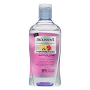Dickinson's Alcohol Free Hydrating Toner, Enhanced with Witch Hazel