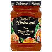 Dickinson's Pure Elberta Peach Preserves