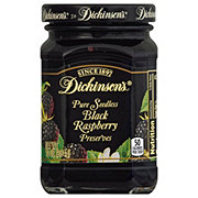Dickinson's Pure Seedless Black Raspberry Preserves
