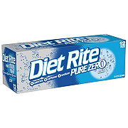 Diet Rite Cola 12 PK Cans
