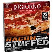 DiGiorno Bacon & Cheese Stuffed Crust Pizza