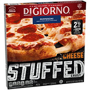 DiGiorno Cheese Stuffed Crust Pepperoni Pizza