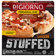 DiGiorno Cheese Stuffed Crust Three Meat Pizza