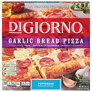 DiGiorno Garlic Bread Pepperoni Pizza