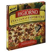 DiGiorno Italian Style Favorites Meatball Marinara Pizza