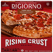DiGiorno Original Rising Crust Three Meat Pizza