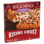DiGiorno Rising Crust Spicy Chicken Supreme Pizza