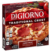 DiGiorno Traditional Crust Three Meat Pizza