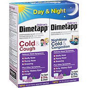 Dimetapp Children's Nighttime Cold & Congestion