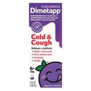 Dimetapp Cough & Cold Grape Flavor Liquid
