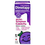 Dimetapp Multi-symptom Cold & Flu