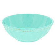 Dining Style Beaded 7 Inch Small Mint Bowl