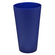 Dining Style Ice Tea Cup Blue