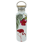 Dining Style Stainless Steel Flamingo Canteen
