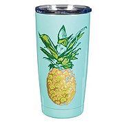 Dining Style Stainless Steel Pineapple Tumbler