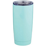 Dining Style Stainless Steel Tumbler Mint