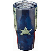 Dining Style Stainless Steel Tumbler Texas Love