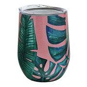 Dining Style Stainless Steel Wine Tumbler Palm