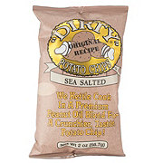 Dirty All Natural Sea Salted Potato Chips